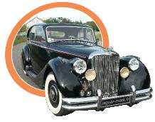 La communauté francophone des amateurs de Jaguar modèles Mark IV et Mark V